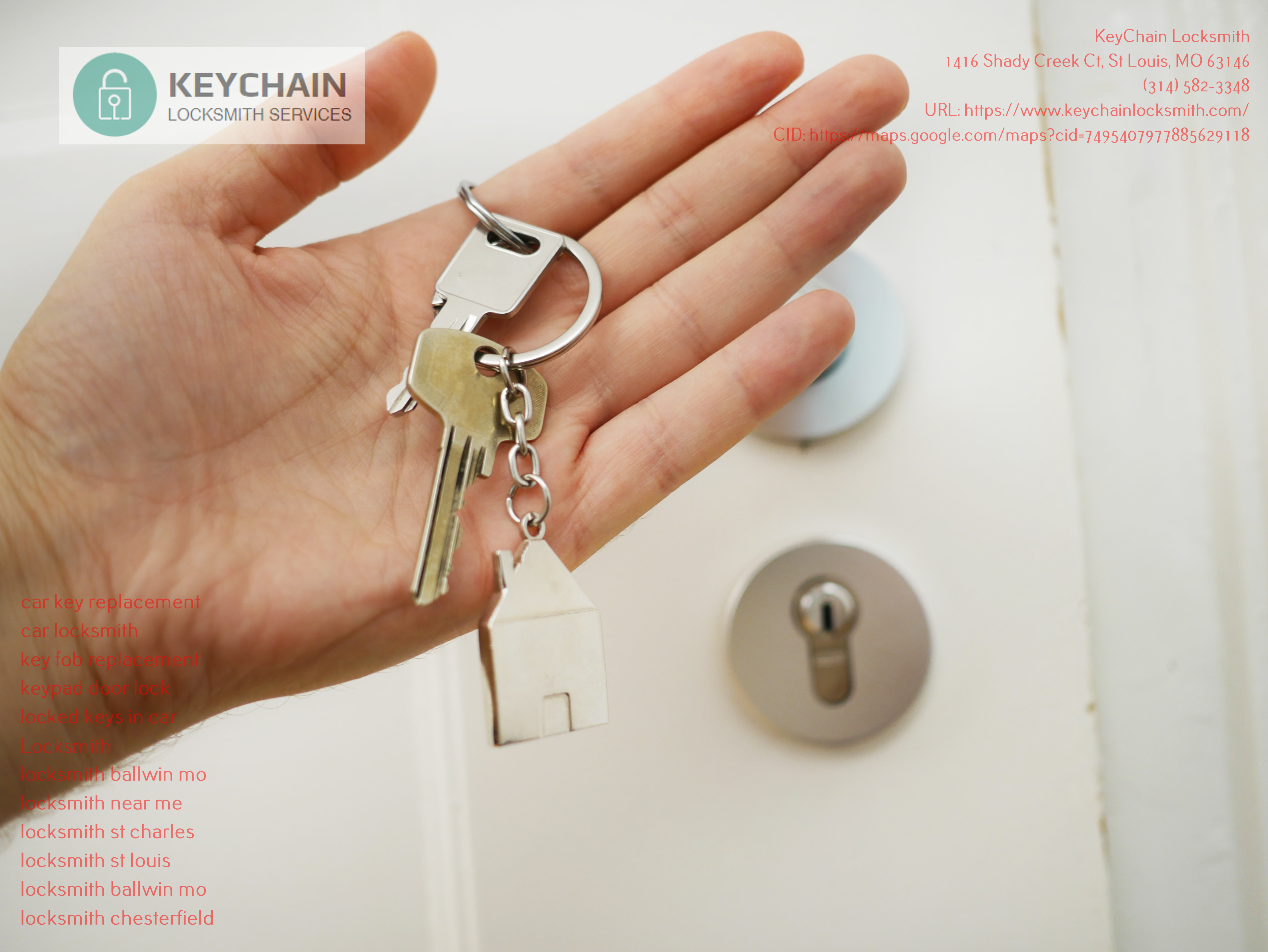 Keychain Locksmith Highlights Why They are The Highly Recommended Emergency Locksmith Service Company