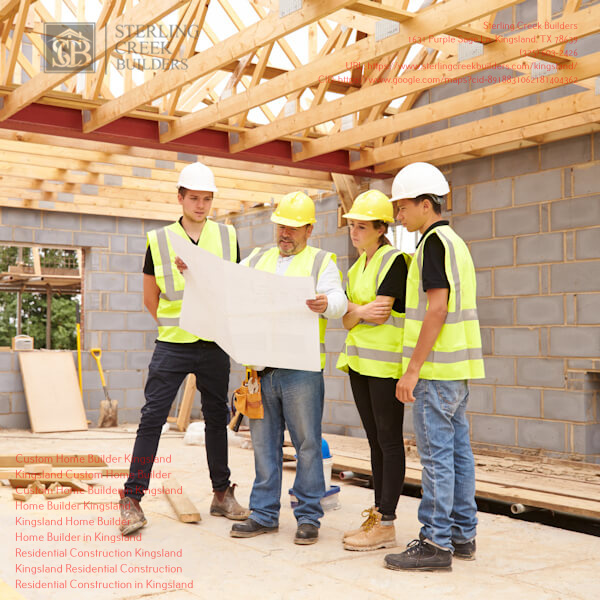 Sterling Creek Builders Announces the Advantages of Building a Custom Home