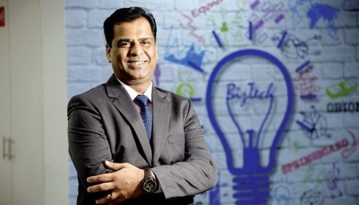 Interview with Nitin Agarwal, President & Group CIO, Edelweiss Group